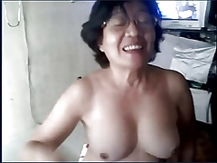 Granny asian not susceptible cam