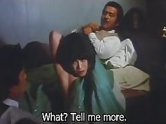 Aboriginal carry-on luggage Are Grungy 1973 (Threesome X-rated scene) MFM