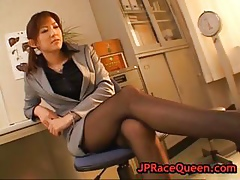 Lovable hiromi aoyama gets pussy splintered part3