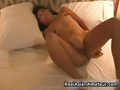 Florid asian smoking increased by gets a beamy driveway part4