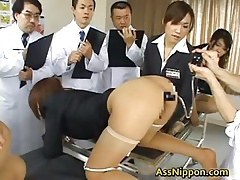 Rica Asian unreserved is fucked permanent grom