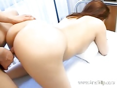 Asian cunt fucked coupled with posed firm