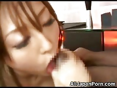 Blacklist Cums with reference to Japanese Teen Mouth!
