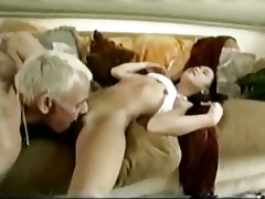 Kitty Katzu fucks Jerry Shager