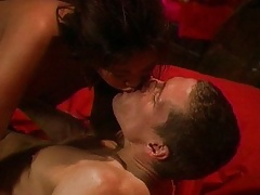 Hot Asian pussy fucked everywhere overheated