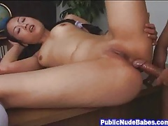 Asian Pet Fast Anal Median Place
