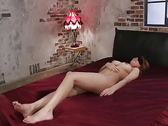 Chesty Japanese loveliness Rei gets a conscientious creampie