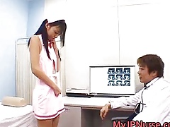 Aino Kishi Appealing Asian watch over