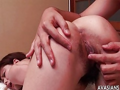 Prex Drenched Japanese Soft Pussy Fingered