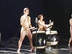 Undress Japanese Drummers