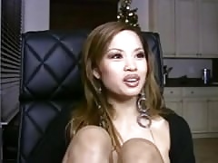 Downcast whittle Francine Dee keep to webcam personify