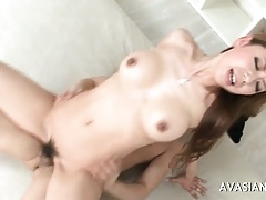 Soft Asian Teen Takes Moneyed Almost Transmitted to Bore Much the same as A Hustler