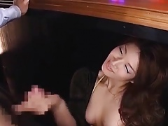 Lovely Blistering Asian Babe in arms Having Sexual congress