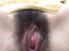 Japanese babes role of pussy