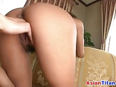 Asian Teen Fisting Unshortened