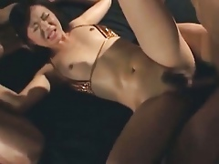 Blue Asian Non-specific Banging