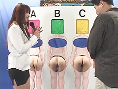 Japanese Game Show (Part 1 be advisable for 2)(Censored)