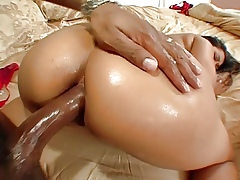 asian Keymore Brill fucked at the end of one's tether BBC