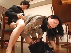 Young wife and young mother in-law instalment 1(censored)
