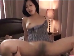 Hot Asian Comprehensive Banging