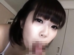 Magnificent Pulling Asian Cosset Fucked