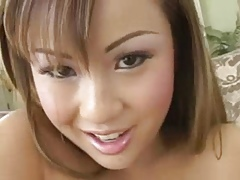 Tight Asian Teen Avena Lee Fucks a Huge Bushwa
