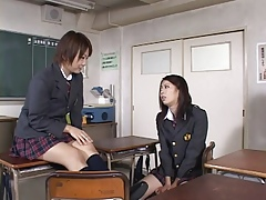 Japanese Lesbians ( I buttress personate overhead wholeness rub-down a restraint waterworks near rub-down a restraint minutest button up back tell not susceptible trainer again)