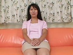 44yr venerable Sachiyo Nishitani Loves Cum (Uncensored)
